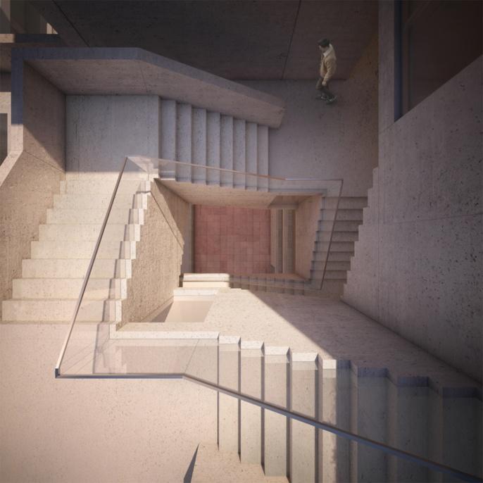 11_View05_Treppe Atelier