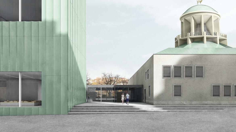 Architekturforum | Maximilian Scheffel | WS 1920